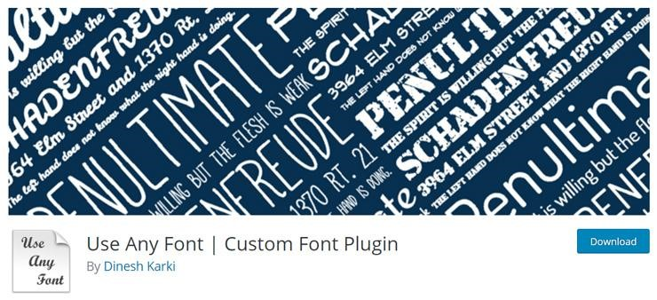 3 Quick and Easy Ways to Change Fonts in Wordpress